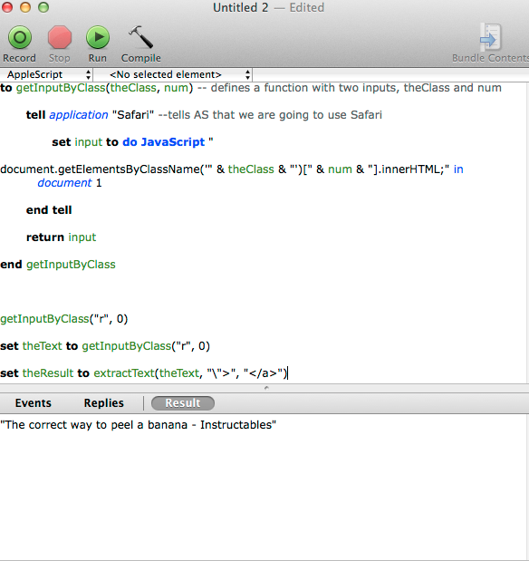 How to Extract Information From a Website Using AppleScript – CubeMG
